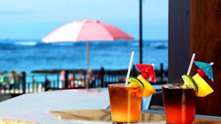 ハワイのバーでよく見るメニューマイタイって何?