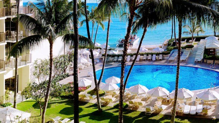 ハワイに行くなら1度は泊まりたい憧れの『ハレクラニホテル』