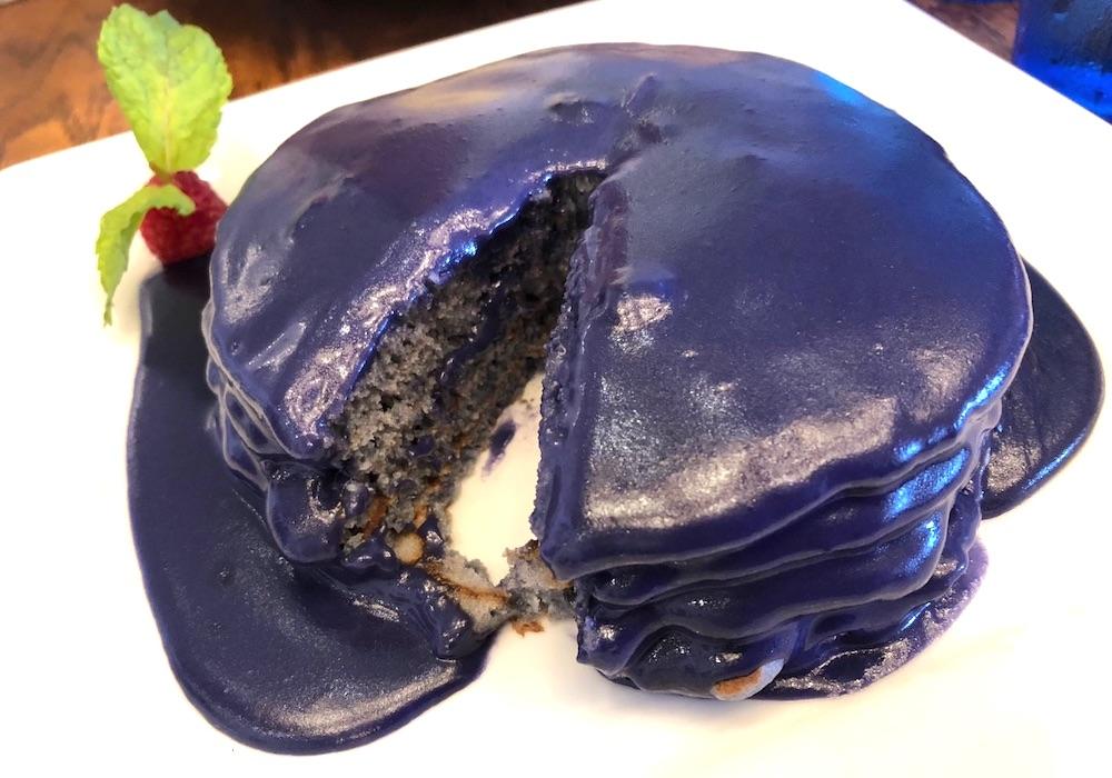 ウベパンケーキ