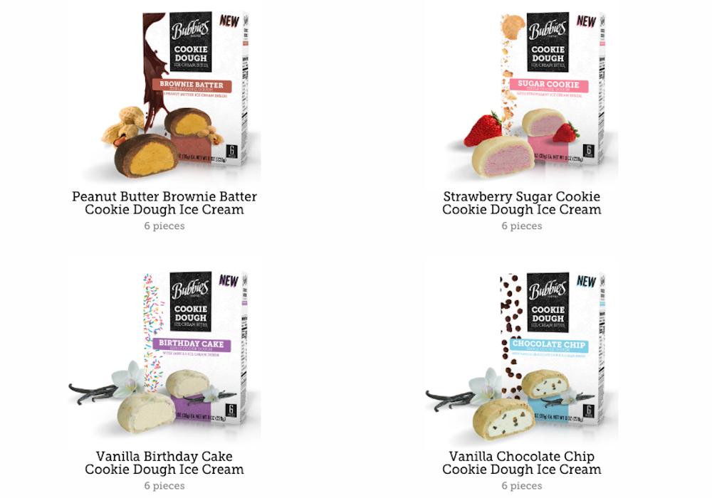 バビーズアイスクリーム(BUBBIES homemade ice cream & desserts)新作フレーバー