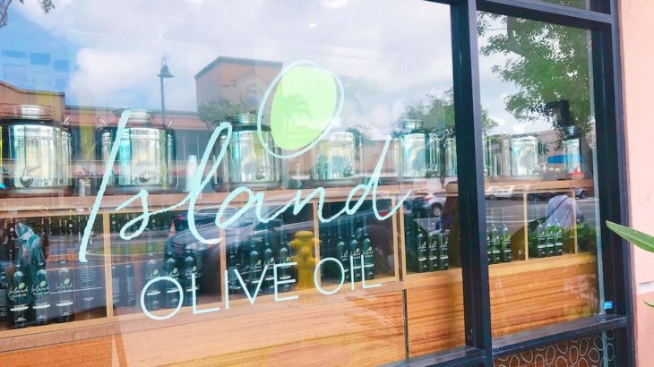 アイランド・オリーブオイルで上質な『油』生活!【Island Olive Oil Company】