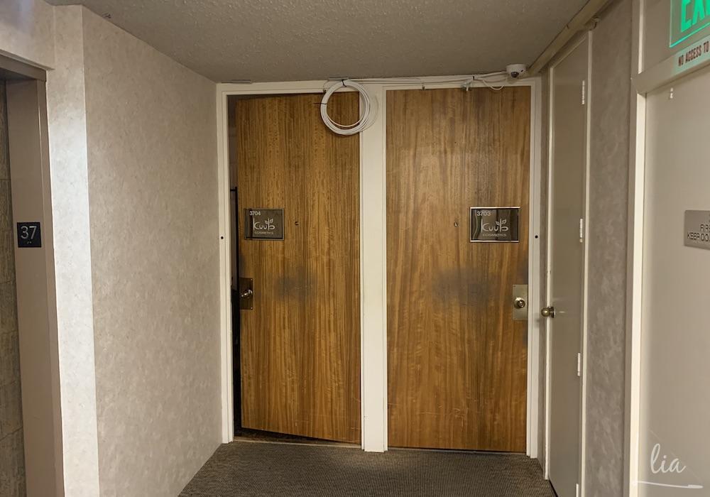 Kuubハワイの入り口
