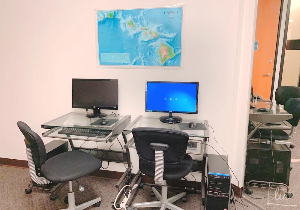 IIEのフリースペースはコミュ力UPにも大活用すべし!