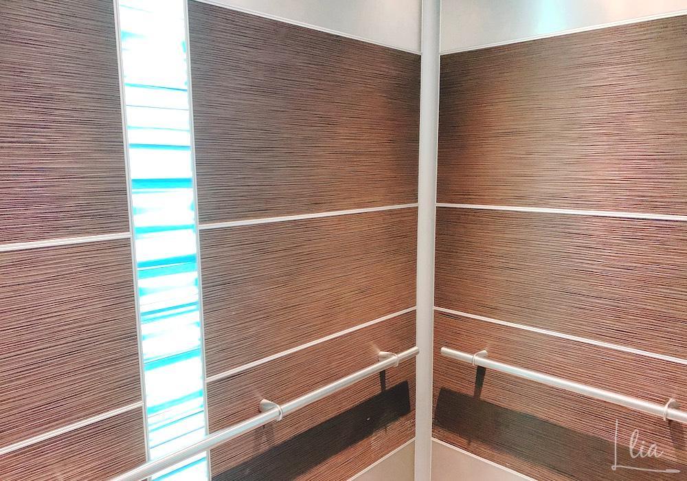 IIEのエレベーター