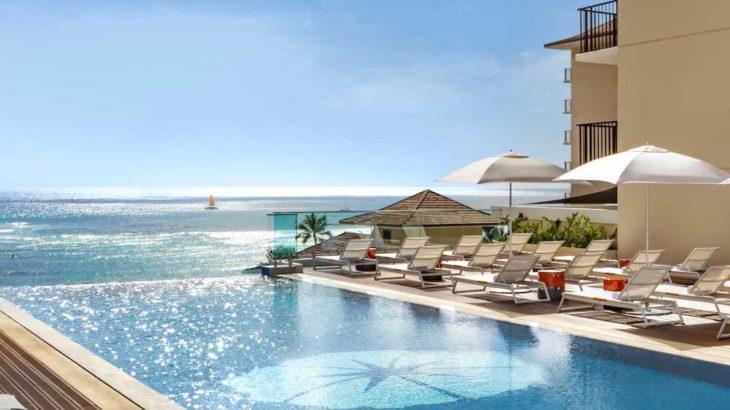 【Travel + Leisure】絶対に行きたい!ハワイのベストホテル発表!